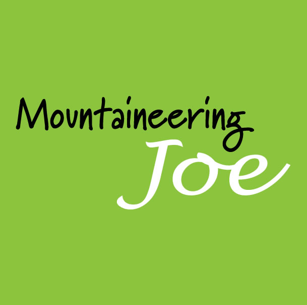 Mountaineering Joe Logo Design by Orangebox