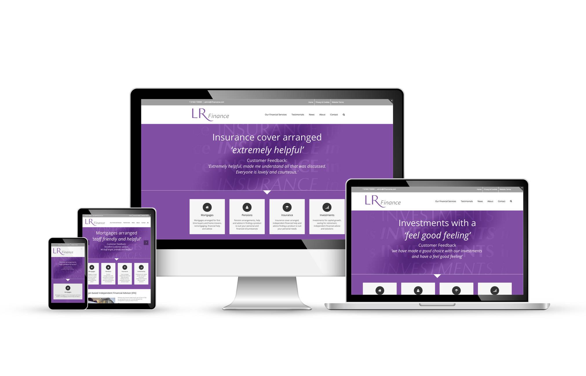 Chorley Web Design