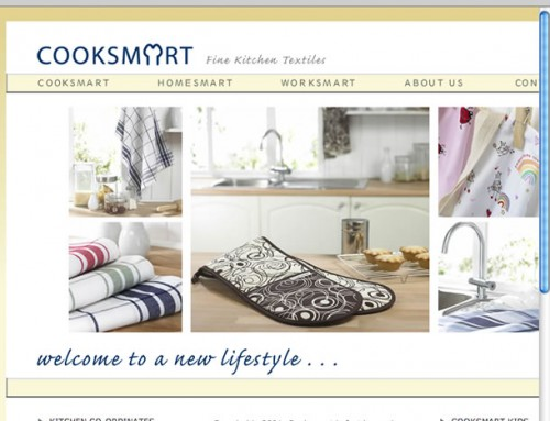 Cooksmart Web Design