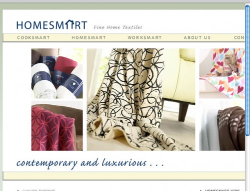 Homesmart Web Design