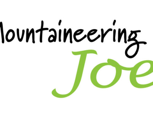 Mountaineering Joe Logo Design, Branding