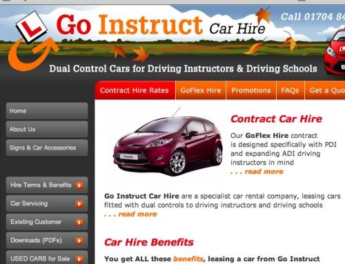Go Instruct Ecommerce Web Design