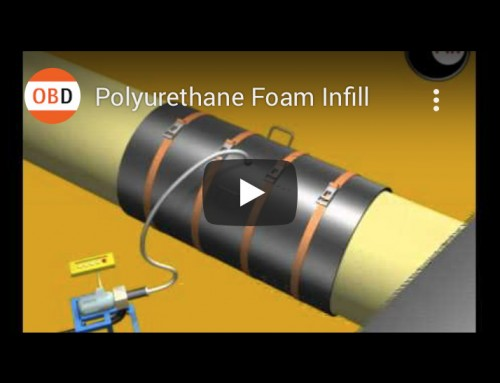 Polyurethane Foam Infill, Web Video, Technical Illustration, 3d Animation, Engineering | Orangebox Digital, Lancs