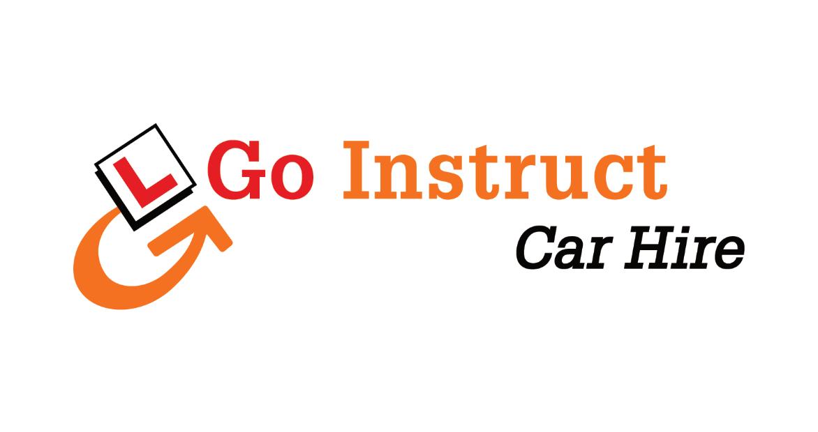 Go Instruct Car Hire Logo Design by Orangebox Digital