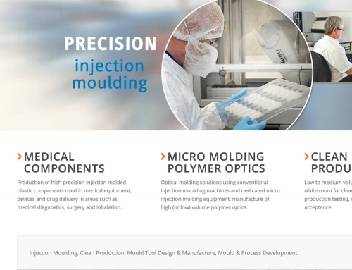 Optimold Precision Injection Moulding, Molded Parts Manufacture, Micro Engineering, WordPress Web Design