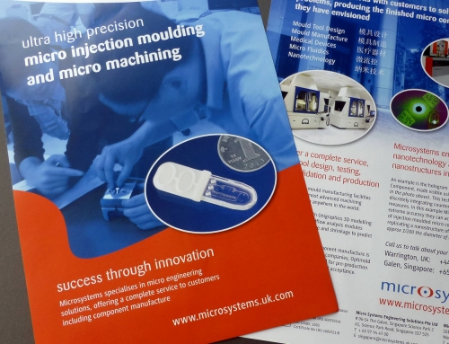 Microsystems Singapore Brochure Print Design