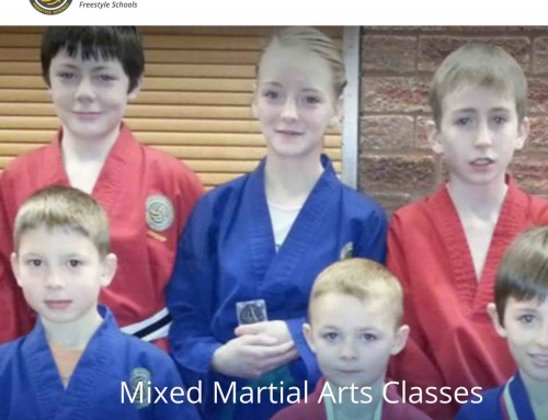 Street Sense Self Defence (SSSD) Freestyle Karate School, WordPress Web Design