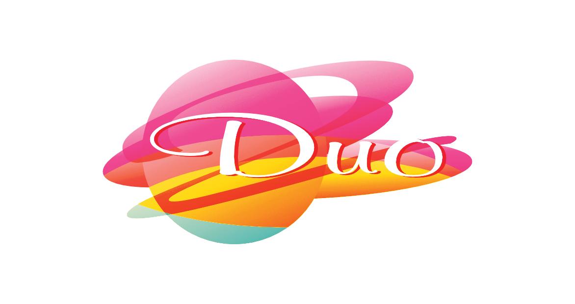 Duo, Shop Logo Design, Branding, Orangebox Digital, 2020