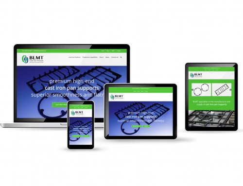 BLMT, web design, business website, manufacturer, Thailand, worldwide | Orangebox Digital, Lancs, NW