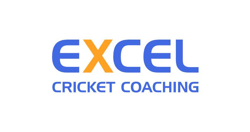 Excel Cricket Coaching Logo Design by Orangebox Digital, Lancs