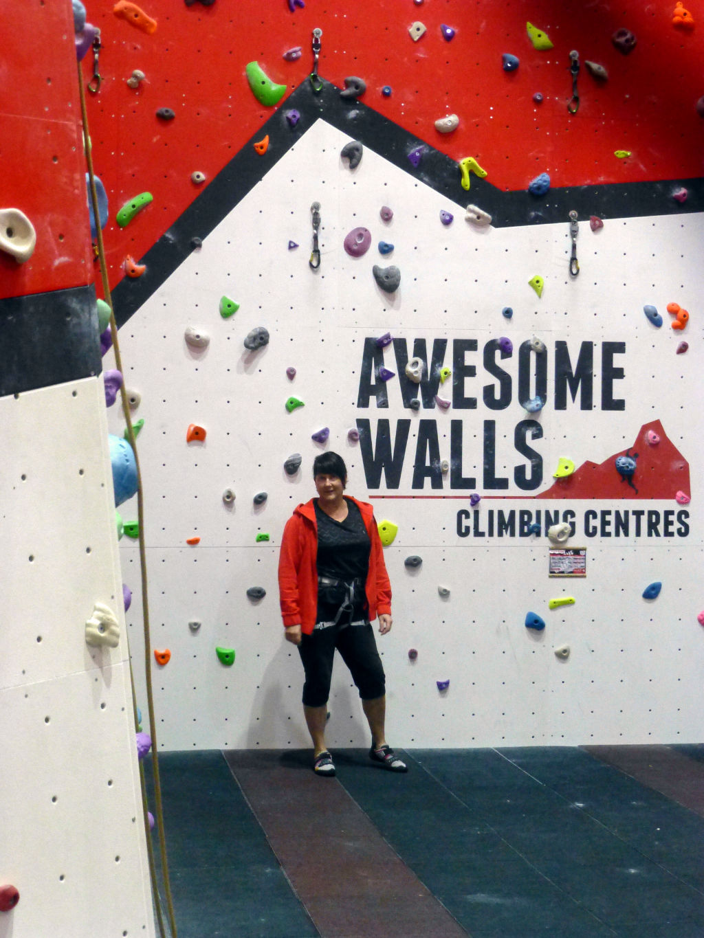 Fave way to keep fit, climbing session 2019, Awesome Walls, Liverpool