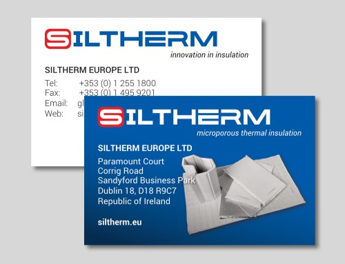 Siltherm Logo, Branding | Orangbox Digital, Lancs, North West, NW, UK